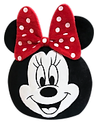 disney minnie mouse car headrest cover