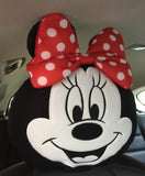 Disney Minnie Mouse car seat headrest cover