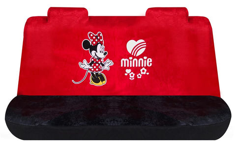 Dsiney Minnie Mouse back seat cover