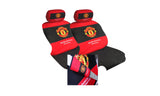 Man United car accessory set