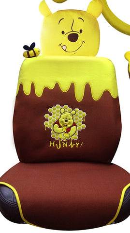 Disney Winnie The Pooh Car Seat Cover
