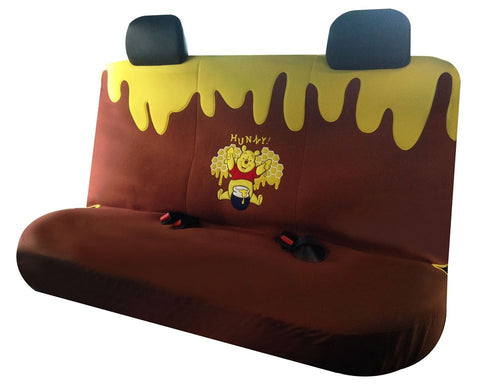 Disney Wiinie The Pooh rear seat cover