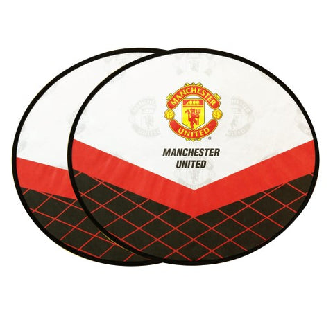 Manchester United car sunshades