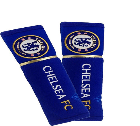 Chelsea Football Seat belts