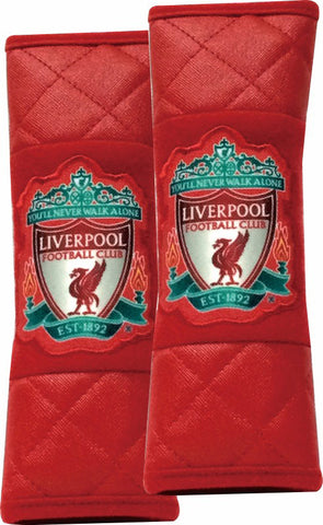 Liverpool seat belt pads