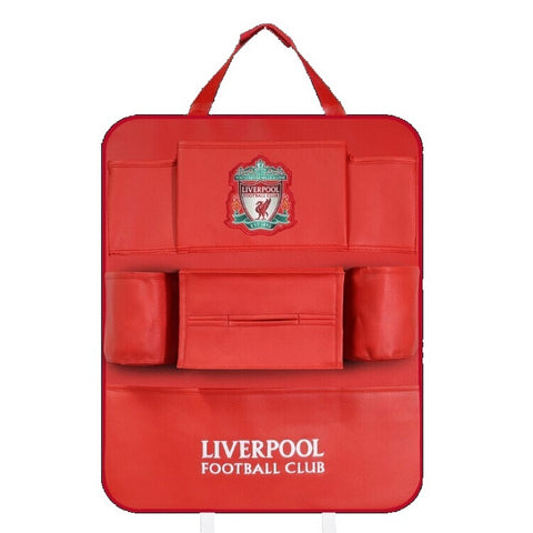 Liverpool LE Seatback Organizer (Red)