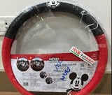 mickey mouse steering wheel cover new in bag