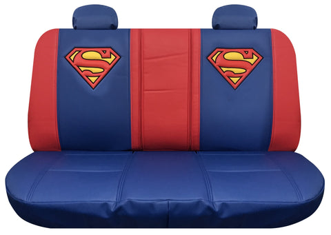 Superman LE Rear Seat Cover