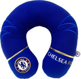 Chelsea True Blue Travel Cushion