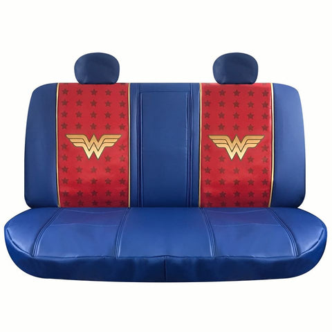 Wonder Woman LE Rear Seat Cover