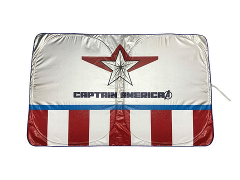Captain America LE Windscreen Sunshield