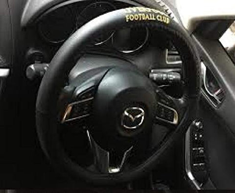 Liverpool FC steering wheel