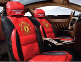 Manchester United Superior Limited Edition Front And Rear Car Seat Cover Set