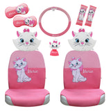 Aristocats Disney car interior set