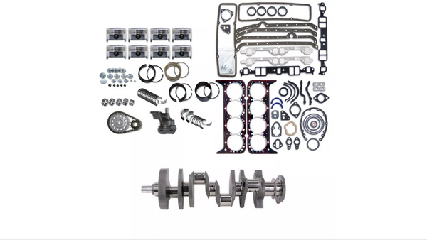 small block chevrolet 383 ci stroker master rebuild kit for 1967