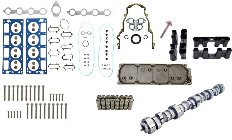 2005-2006 GM Chevrolet 5.3L LS4 Car AFM DOD Delete Disable Kit