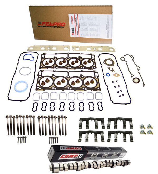 "MDS Delete Kit with Performance NSR ""Lopey"" Camshaft for 2005-2008 Chrysler Dodge Jeep 5.7L Hemi Engines"