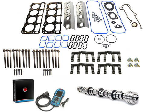 MDS Delete Install Kit and Tuning Package for 2009-2015 Dodge Ram 5.7L Hemi Engines