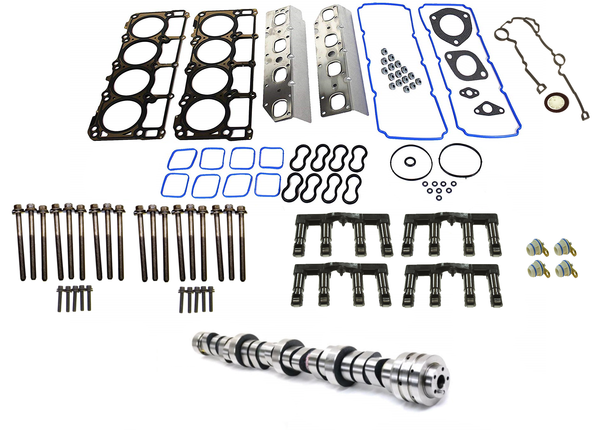 MDS Delete Install Kit for 2009 - 2015 Dodge Jeep 5.7L Hemi  Truck SUV Engines