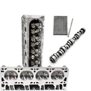 Precision Race Components 199-PKG11 Ported LS3 L92 6.2L Cylinder Heads & Camshaft Package