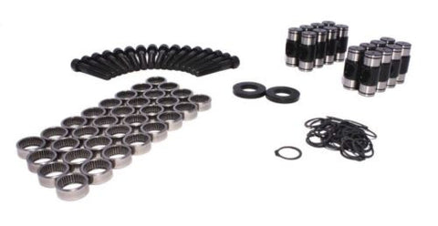 COMP Cams 13702-KIT Rocker Arms Trunion Upgrade Kit for GM Gen III IV LS 4.8 5.3L 5.7L 6.0L 6.2L Engines