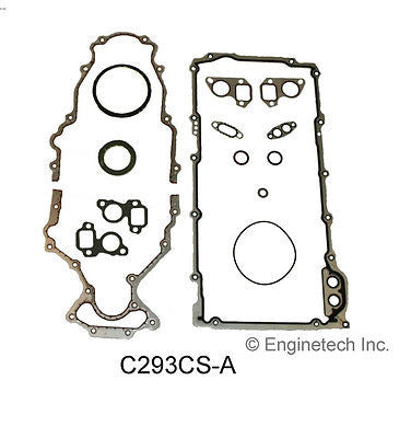 "Enginetech RCC364P Engine Rebuild Kit for 1999-2000 Chevrolet GMC 364 6.0L V8 LQ4  VIN ""U"""