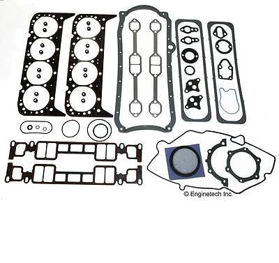C5.7-B CHEVY GM 350 5.7L VORTEC FULL GASKET SET 1996-2002 1 PIECE SEAL