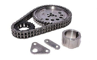 COMP Cams 7106 Billet Double Roller Timing Chain Set for GM Gen IV LS 58T 4.8 5.3 6.0 6.2 Engines