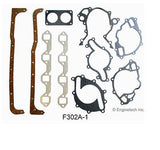 FORD RCF302MP 1991-1985 302 5.0L H.O. ENGINE REBUILD KIT GASKETS PISTONS OIL PUMP