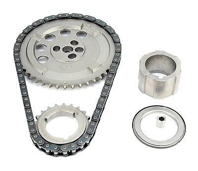 COMP Cams 3158KT Adjustable Performance Timing Chain Set for GM Gen IV LS 4.8 5.3 6.0 3 Bolt Engines