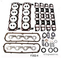 Enginetech HPK302 Master Engine Rebuild Kit for 1968-1982 Ford SBF 302 5.0L V8 2 PIECE SEAL