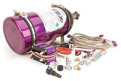 Zex 82314 Honda Fit Wet Nitrous System 35-55 HP