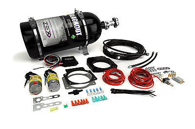 ZEX 82195 GM LS LS1 LS2 LS6 LS3 LS7 BLACKOUT 100-250HP DRIVE-BY-WIRE NITROUS KIT