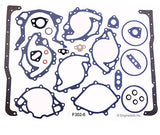 FORD 302 5.0L 1 PC SEAL PREMIUM MASTER REBUILD KIT 1982-1985