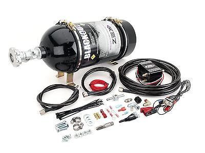 Zex 82021B 4 or 6 Cylinder EFI Universal Wet Blackout Nitrous System 55-75 HP
