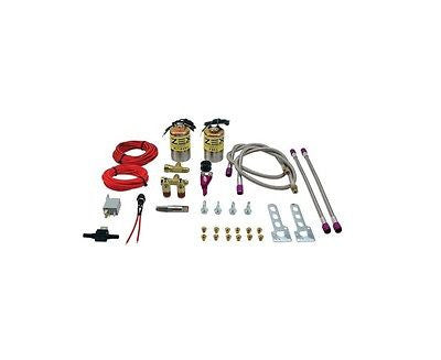 ZEX 82064 ADD A STAGE NITROUS OXIDE SYSTEM DUAL STAGE KIT 50-250HP JETS