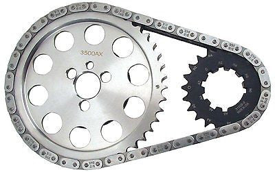 COMP CAMS 7100 GM CHEVY SBC 260-400 BILLET TIMING SET