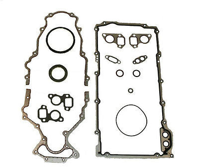 Enginetech C293CS-A Lower Gasket Set for 1999-2007 Chevrolet GM Gen III IV 4.8L 5.3L 5.7L 6.0L