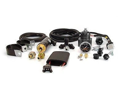 FAST 307503-06 EZ-EFI Retro-Fit Electric In-Line Fuel Pump Regulator Kit