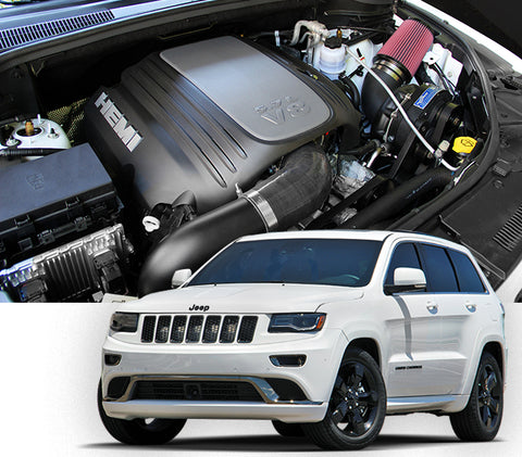 Procharger 1DM214-SCI 7 psi Kit with P-1SC-1 for 2011-2017 Jeep Grand Cherokee 5.7L Hemi