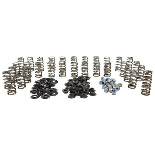 "Comp Cams 26125ACS-KIT .585"" Lift Beehive Valve Spring Kit for GM 6.6L Duramax Diesel (2001-05, LB7/LLY)"