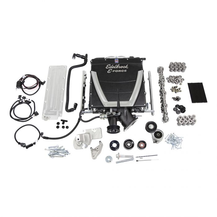 303012 Supercharger & Cam Power Package for GM LS3 Rectangle Port 6.2L 2007-2014