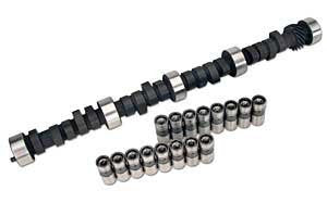 Lunati Voodoo 10120701LK Flat Tappet Hyd. Camshaft and Lifters Kit for Chevrolet Small Block Engines .454/.468 Lift