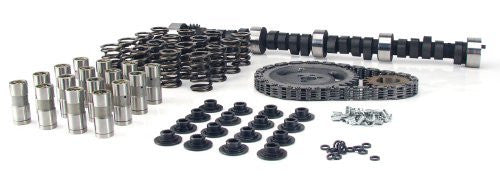 COMP Cams K11-601-4 Complete Flat Tappet Hyd. Mutha Thumpr Camshaft Kit for Chevrolet Big Block 396-454 Engines