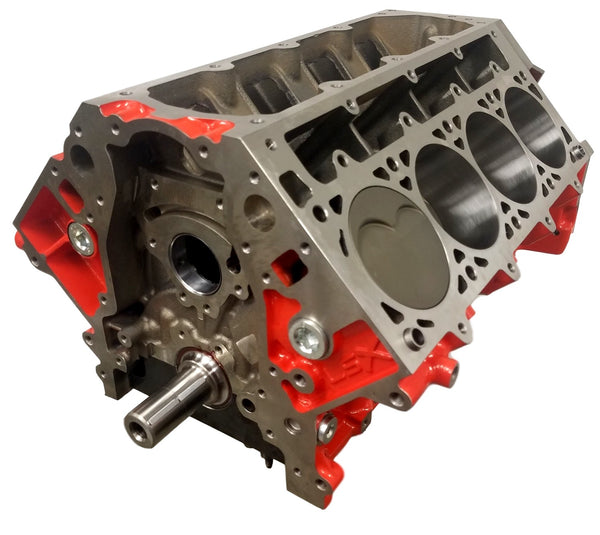 AMS Racing Forged Chevrolet LSX 427 CI Short Block