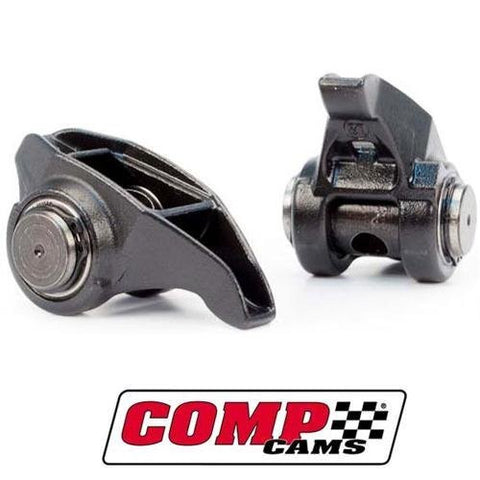 COMP CAMS GM LS 4.8 5.3 5.7 6.0 UPGRADED OEM BLACK OXIDE 1.7 RATIO ROCKER ARMS