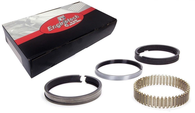 Enginetech MKF300C Stage 1 Master Engine Rebuild Kit for 1988-1996 Ford 300 4.9L L6 HP Camshaft