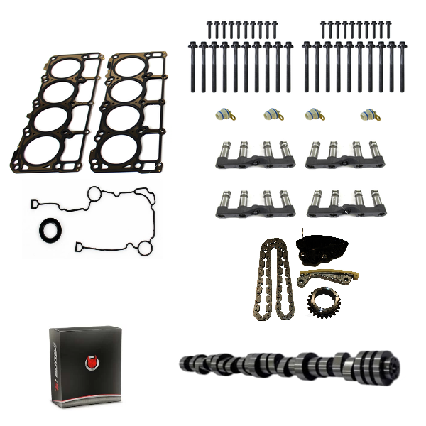 Complete MDS Delete Conversion Kit for 2011+ Dodge Jeep SRT 6.4L 392 Hemi Engines