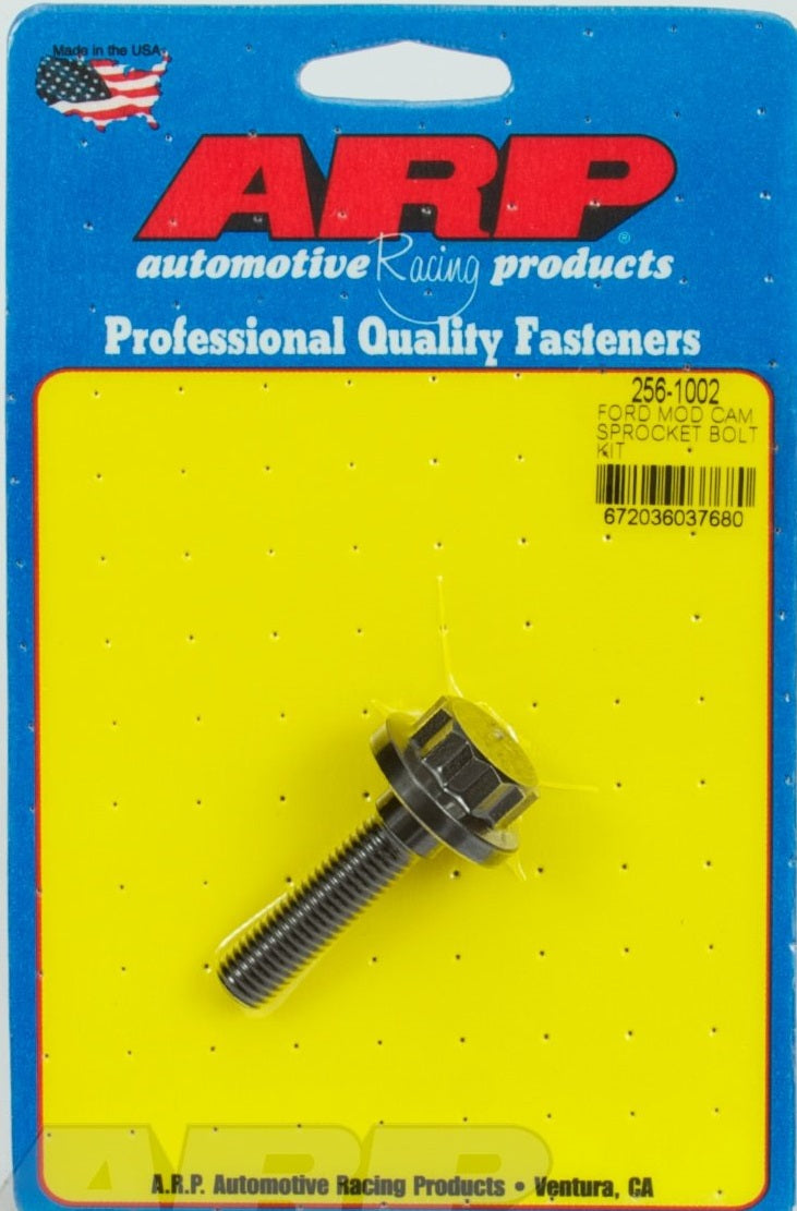 ARP 256-1002 M10 Camshaft Sprocket Bolt for Ford Modular 4.6L 5.4L Engines