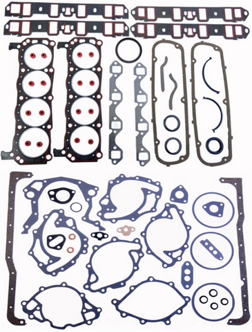 Enginetech F302-6 Full Gasket Set for 1982-1985 Ford 302 5.0L Car Truck